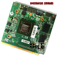 Para Acer Aspire 5920G 5520 5520G 4520 7520G 7520 7720G Para GeForce 8400 MG S 8400MGS DDR2 256 MB Placa Gráfica De Vídeo(China)