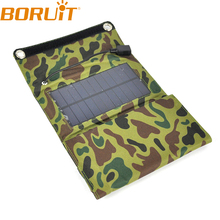 Mini 5V 7W Solar Power Panel  USB Charger Solar System DIY For Battery Cell Phone Chargers Portable Camping Solar Panel