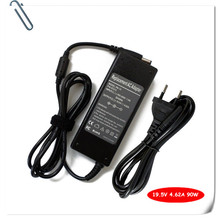 Netbook AC Adapter Fits for Dell Inspiron N5010 N3010 N4010 N7010 Laptop Battery Charger Power Supply Cord 19.5V 4.62A(China)