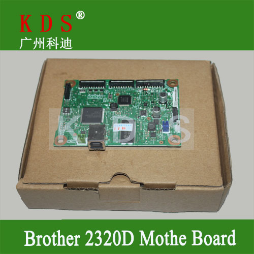 Original Laser Printer Parts Mainboard for Brother HL2320D Formatter Board LV1388001 Remove from New Machine<br><br>Aliexpress
