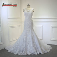 New Designe Mermaid Wedding Dress Bridal Dress Wedding Gown 2017