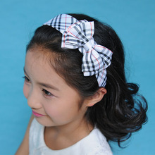 50pcs Headband free shopping CHOOSE Cotton Girls Headwraps baby Knot Headband Fashion Hair Accessories children bowknot Hairband
