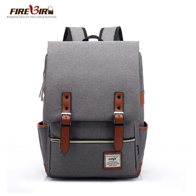 FIREBIRD Brand Women Backpack for School Red  Notebook Laptop Bag Female Male Bag Backpack for Boys Girls Black mochilas FB5002<br><br>Aliexpress