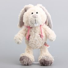 "NEW Arrival White Shirley Rabbit Snow Rabbit Cute Bunny Stuffed Plush Toy Dolls Kids Birthday Gift 13"" 33 CM"