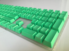Side Print Blank 108 ANSI layout Thick PBT Keycap Red Yellow Green For OEM Cherry MX Switches Mechanical Gaming Keyboard