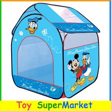 Micky Duck Mouse Children's Tent Play House Game Tent Best Infant Toy Kids Ocean Ball Pool Outdoor Sport Outside Beach Lawn Tent
