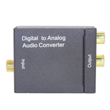 NEW Analog to Digital ADC Converter Optical Coax RCA Toslink Audio Sound Adapter SPDIF Adaptor for Apple TV for Xbox 360 DVD