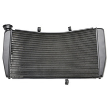 Free Shipping Motorcycle Parts Aluminium Cooler Radiator Replacement For Honda CBR954RR CBR954 RR 2002-2003 CBR 954 RR 02-03 NEW(China)