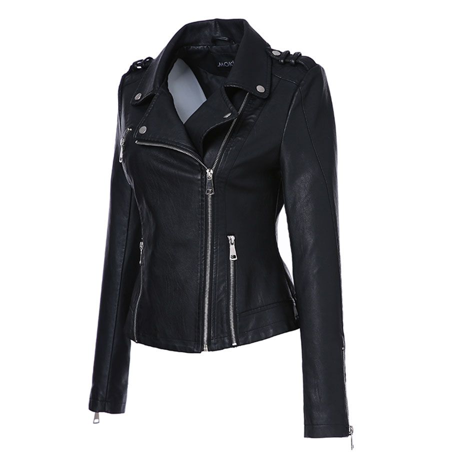 Faux Leather Jacket (5)