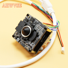 AHWVSE HD 1920*1080P IP Camera Module Board IRCUT 25fps 3.7mm Lens CMOS CCTV IP camera+ HD IR-CUT with nvsip application(China)