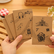 Promotion Papelaria Scrapbooking Stickers Stationary Good Time 64k Notebook Notepad Soft Note Paper Wholesale Gifts