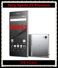 "Sony Xperia Z5 Premium Original Unlocked GSM 4G LTE Android Octa Core RAM 3GB ROM 32GB E6853 5.5"" IPS 23MP WIFI GPS"