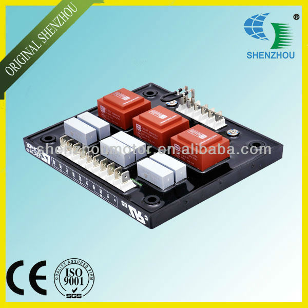 Three Phase Original Generator Spare Parts Alternator AVR R731(China (Mainland))