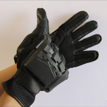 New Tactical Gloves Military Outdoor Cover Fringe Gym Gloves Antiskid Sports Leather Men Sports Gloves Combat Bicycle Mittens