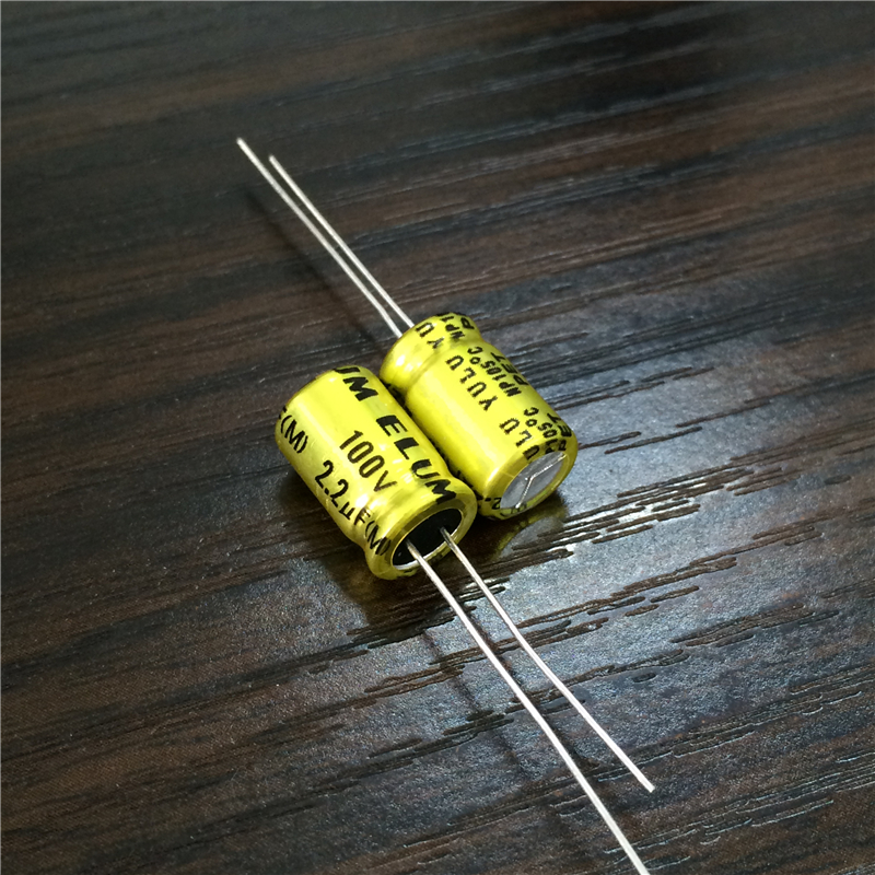 200pcs 2.2uF 50V JAMICON NT 5x5mm non polar 50V2.2uF capacitor
