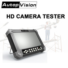 X42TAC 2017 Hottest IP Camera AHD CVI TVI HD-SDI CCTV Tester IPC8600 CCTV Video Tester for DHL shipping