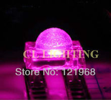200pcs/lots Free shipping Super flux pink 5mm led 4-pin piranha light emitting diode(IF 20mA)