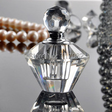 Hand-tailored crystal perfume bottle human body crystal perfume bottles Crystal oil bottles
