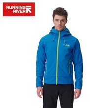 RUNNING RIVER Brand 2017 Softshel High Quality Ski Jacket For Men Outdoor Sports Jackets Warm Ski Clothing #E6186A(China)