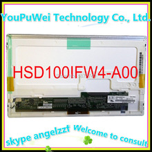 "Free shipping HSD100IFW1 HSD100IFW4 10"" led lcd screen FOR ASUS EEE PC 1001PX 1001PXD 1005PX 1005PED 1015 laptop display"