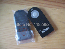 Exempt postage DHL ML-L3 ML L3  IR Wireless Remote Control For Nikon D7000 D5100 D5000 D3000 D90 D80 D70S D70 D50 D60 D40 D40X