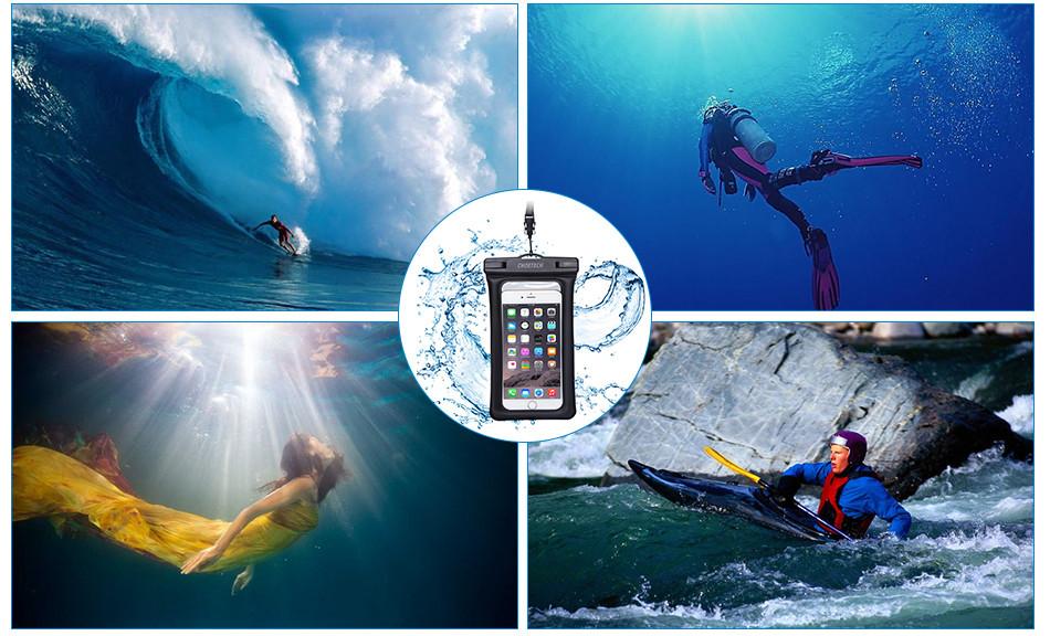 Waterproof Mobile Phone Bag 7