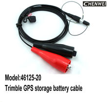Brand new 46125-20 power cable connects 5700 5800,R6,R7 R8 GPS to storage battery  GPS storage battery power cable