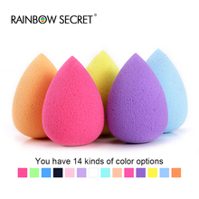 1Pc 14Color Makeup Foundation Sponge Cosmetic puff Puff Flawless Powder Smooth Beauty Cosmetic makeup tools