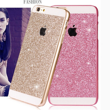 Luxury Cell Phone Case Cover For iPhone 5 5S 4 4S SE for iphoen 6 6S Plus Hot  Hard Skin Bling Diamond Case Cover