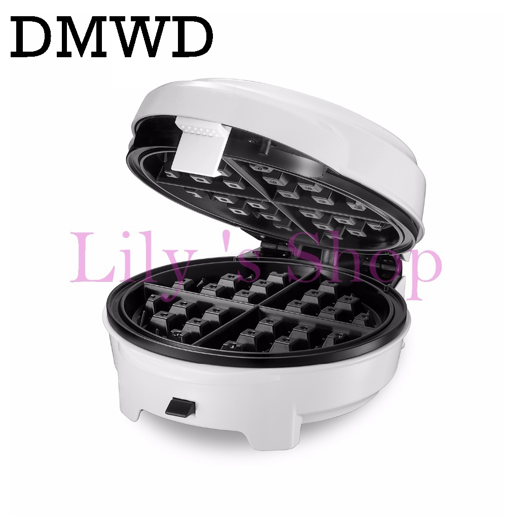 Multifunctional electric Egg Waffle Maker Donut Cake Pop Machine mini Muffin bubble baking grill oven 3 Changeable Plates EU US<br>