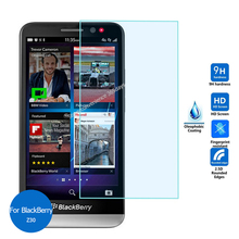For Rim BlackBerry Z30 Tempered Glass Screen Protector 2.5 9h Safety Protective Film on Blackbarry Astro STA100-2 STA100-1 Lte