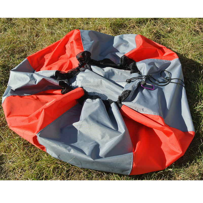 paraglider packing bag