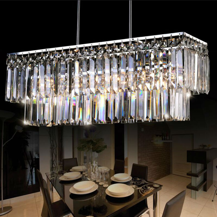 Light fittings for dining
