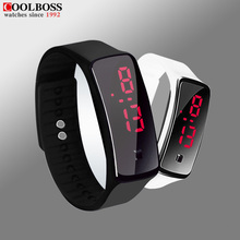Digital Watches Men Womens Bracelet LED Watches relogio masculino saat sport men watch military clock kids electronic wristwatch