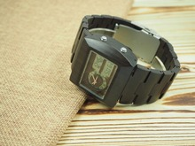 Hot Sale China manufacture OEM quartz watch natural sandal wood watch with japan movement and calendar
