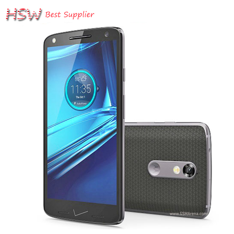 "Directly selling Original Motorola DROID turbo 2 XT1585 Mobile Phone 5.4"" 64bit Snapdragon810 3GB RAM 32GB ROM 21MP Phone(China (Mainland))"