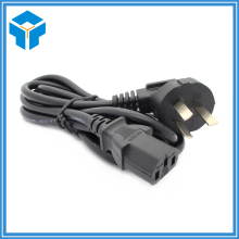 3D printer accessories Makerbot 220 v 1 m 2 three plug the power cord(China)