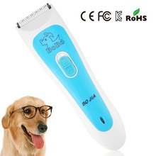 Rechargeble Pet Clipper Scissors Dog Trimmer Cattle Rabbits Shaver Animals Grooming Electric Hair Remover Cutting Machine