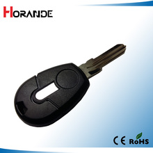 Replacement transponder key fob for Fiat car key cover key shell key blank