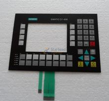 New C7-626 6ES7 626-1DG03-0AE3 for Siemens Simatic HMI Panel Keypad Membrane buttons warranty