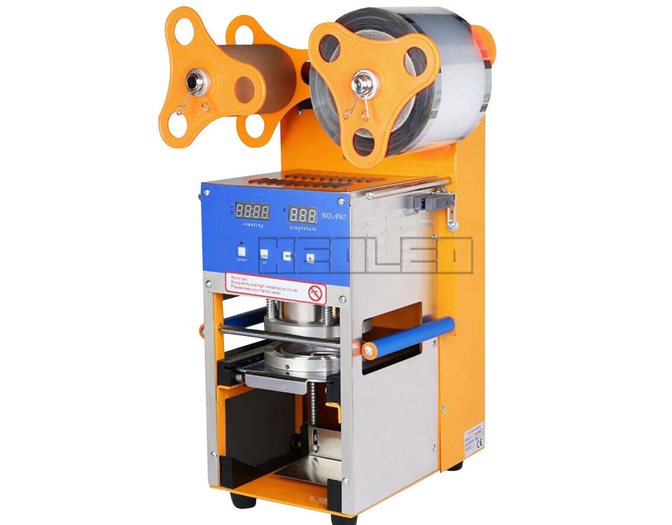 Automatic Cup Sealing Machine (11)