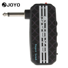 JOYO Ja-03 Super Lead 100W Sound Mini Guitar Amplifier Portable Plug Headphone Amp Guitar Parts Accessories with Earphone Output