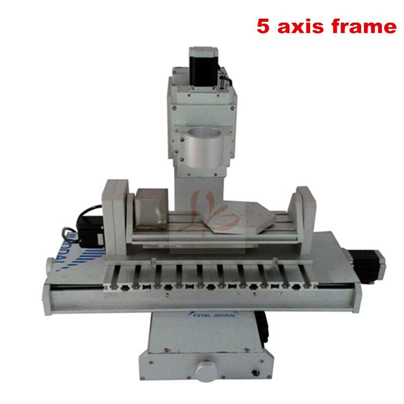 Pillar Type CNC 3040 Frame (5)