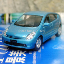Brand New 1/34 Scale Japan Toyota Prius 4 Colors Diecast Metal Pull Back Car Model Toy For Collection/Gift/Children