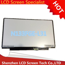 New A+13.3 inch LCD Laptop 1600x900 WideScreen HD N133FGE-L31 lcd screen display replacement repair part for SONY laptop