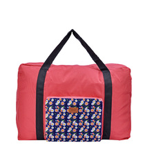 Large Capacity foldable travel bag 2017 Packing Cubes Weekend Women Luggage Folding travelling bags 30%OFF T481(China)