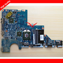 623915-001 Laptop Motherboard Fit For COMPAQ PRESARIO CQ56 G56 Notebook PC system board. 100% working with free processor