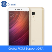 Dreami Original Xiaomi Redmi Note 4 Prime China Mobile 64GB 3GB Cellphone MTK Helio X20 Deca Core Mobile Phone Note4