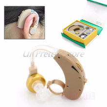 Digital Tone Hearing Aids Best Adjustable Aid Behind Ear Sound Amplifier Hot