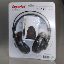 fone de ouvido Superlux HD681B Professional Monitor Headphones dj studio headphone Hifi Stereo Music Earphone/earphones